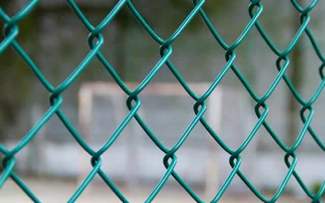 Galvanized Coated Chain Link